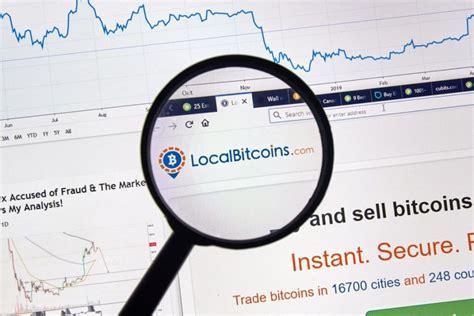 LocalBitcoins apskats Nodevas, drošība, plusi un mīnusi