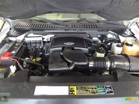 ford expedition eddie bauer  liter sohc  valve