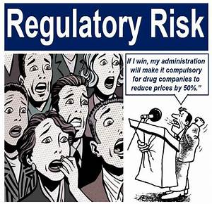 What is regulatory risk? Definition and meaning - Market ...