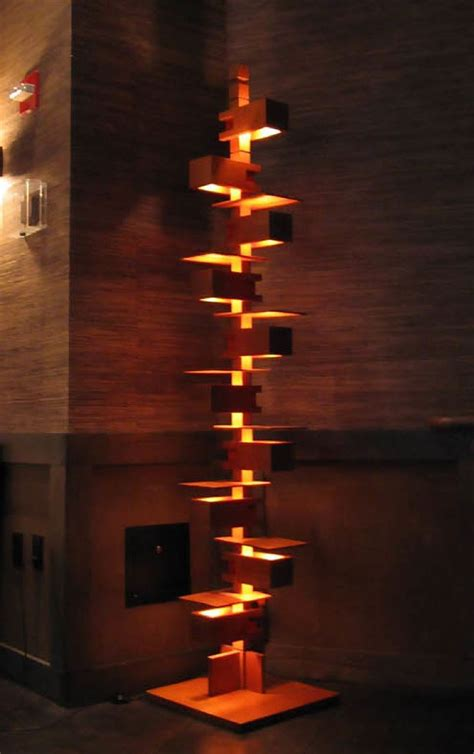 taliesin  lamp frank lloyd wright design pinterest