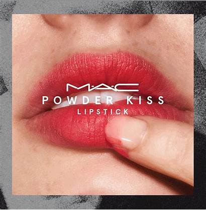 Lipstick Kiss Powder Mac Reinvented Totally Matte