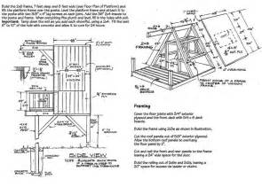 building a house floor plans cool tree house plans learn how to build a tree house