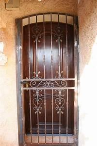 Porte D Intérieur Sur Mesure : 17 meilleures id es propos de portes en fer forg sur ~ Dailycaller-alerts.com Idées de Décoration