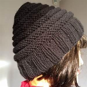Modele De Tricotin Facile : bonnets tricoter facile ~ Melissatoandfro.com Idées de Décoration