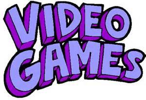 Computer Game Clip Art