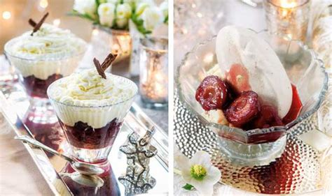 the best light christmas desserts food life style