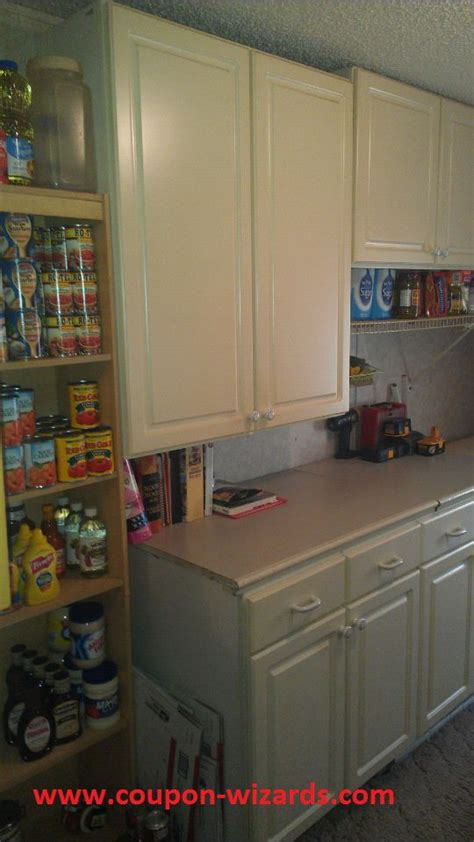 how to organize a kitchen with limited cabinet space 49 best stockpile organization images on 9920
