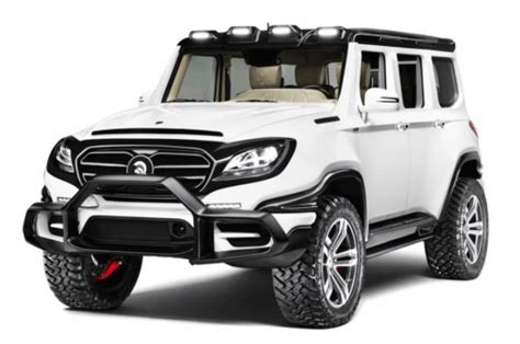Mercedes G-wagon Prices In Nigeria (2018