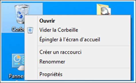 bureau windows 8 disparu ccleaner supprimer les raccourcis du menu contextuel de