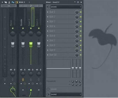 Studio Fl Mixer Track Modulator Vocodex Vocoder