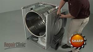 Blower Thermistor Replacement  U2013 Electrolux Electric Dryer