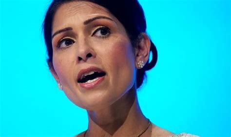 Brexit news: Brexit takes one step closer as Priti Patel ...