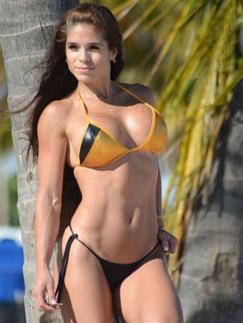 Michelle Lewin In Bikini Gotceleb