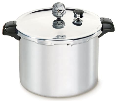 pressure presto cooker canner quart 23 aluminum canning method