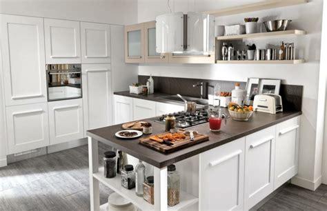 cuisine design surface cuisine design blanche en 50 idées élégantes