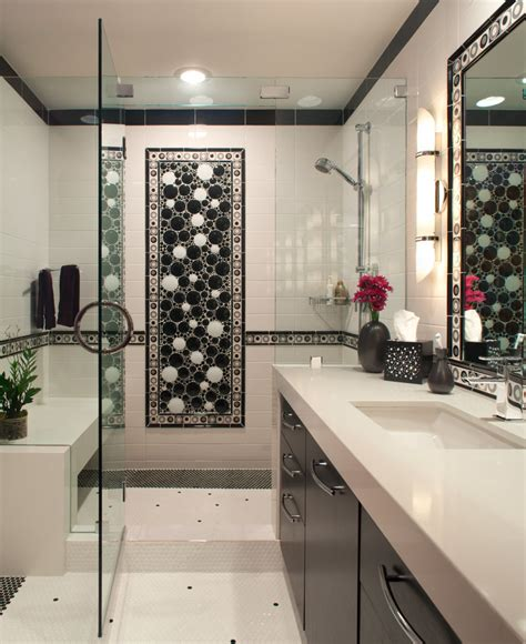 Modern Bathroom Mosaic Ideas by 21 Great Mosaic Tile Murals Bathroom Ideas And Pictures