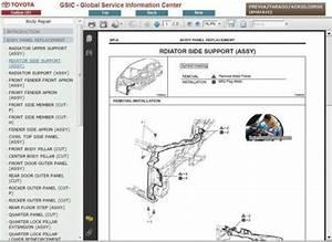 Manual De Taller Y Reparaci U00d3n Profesional Toyota Previa