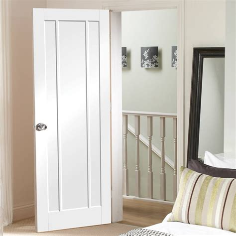 worcester white primed 3 panel door white doors with panels