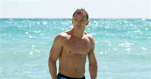 Daniel Craig's James Bond swimsuit FOR SALE! - NY Daily News