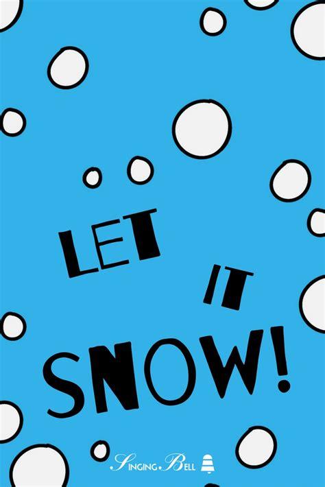 snow   snow   snow  christmas carols