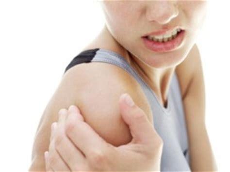 Pijn nek schouder