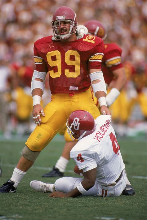 greatest players  usc football history   time