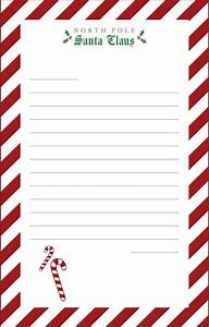 letters to santa claus With santa claus letter stationary