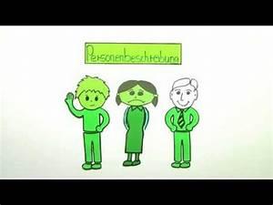 Nebenkosten Für Eine Person : die personenbeschreibung deutsch literatur youtube ~ Watch28wear.com Haus und Dekorationen