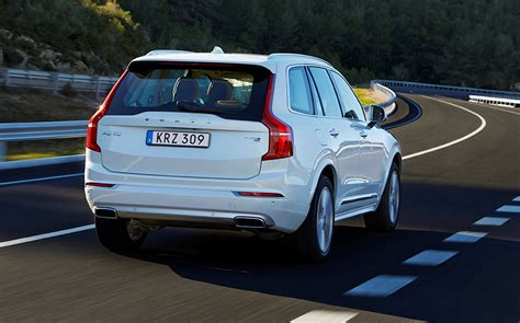 The Clarkson Review 2016 Volvo Xc90 T8 Twin Engine