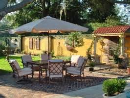 tuscan backyard ideas