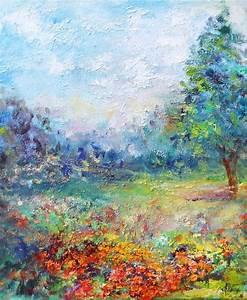 Landscapes, Impressionist landscape and Impressionist on ...