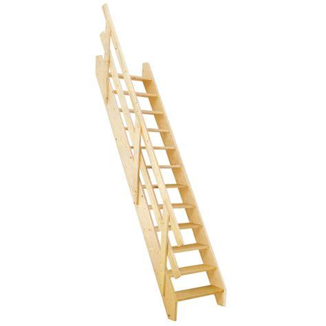 escalier escamotable largeur 80 cm echelle en bois pas cher mzaol