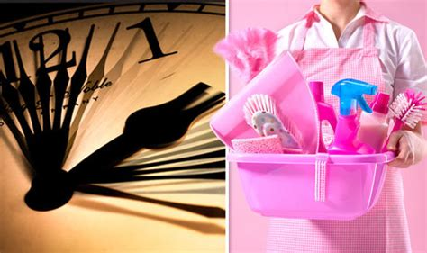 How Long Do Britons Spend Spring Cleaning Their Homes Uk
