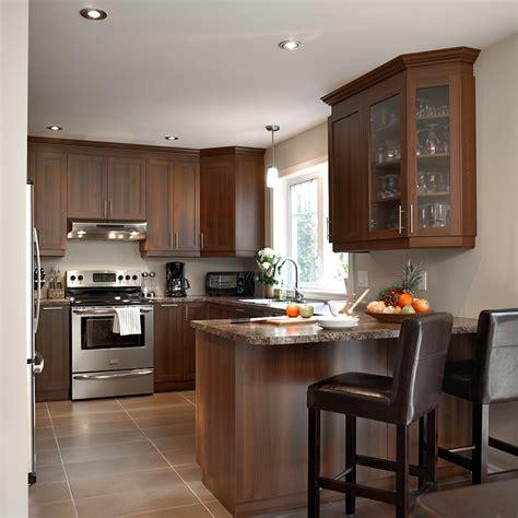 armoire de cuisine polyester cuisines beauregard cuisine réalisation 231 élégante