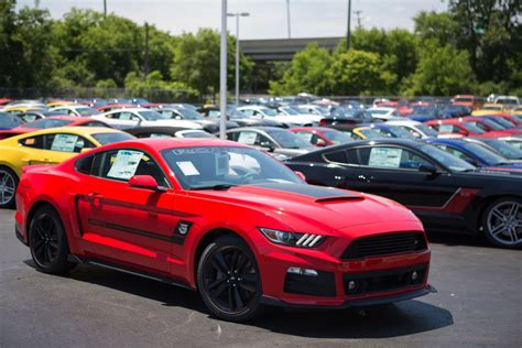 Roush Warrior Mustang Price the roush warrior mustang exclusive edition