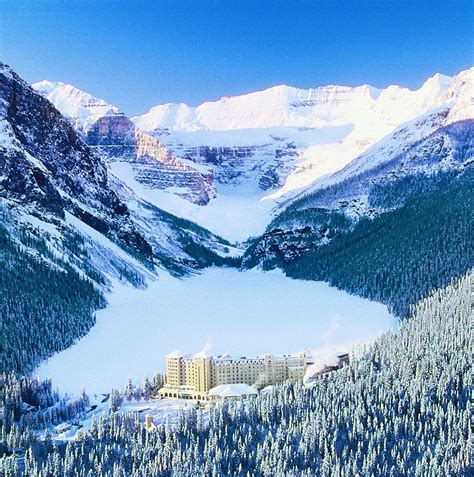 Fairmont Chateau Lake Louise Classic Vacations