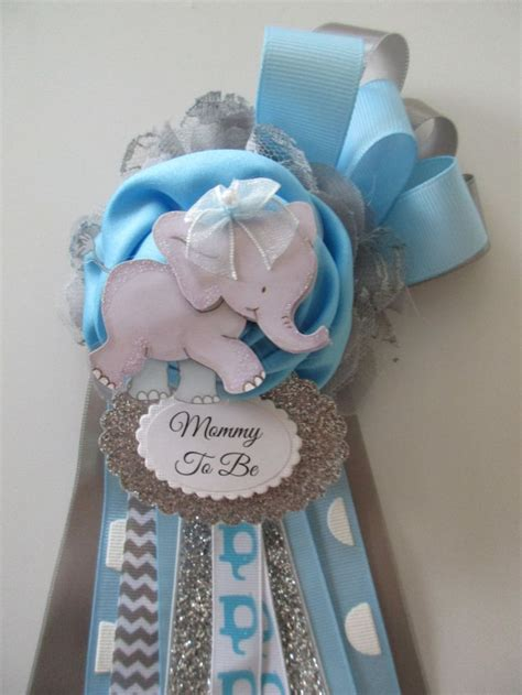 Baby Shower Pins For Corsages 25 Best Ideas About Baby Shower Corsages On