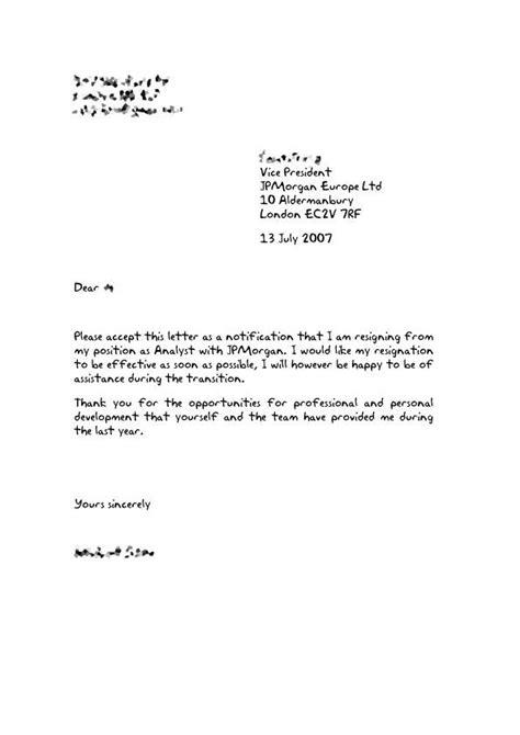 resignation letter ideas  pinterest letter
