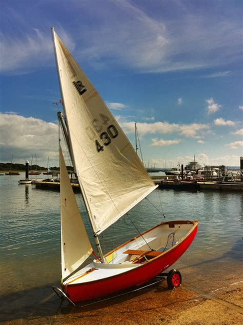 Lymington Scow For Sale by Scow Claridge Boats
