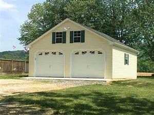 home improvement two car garage kits garage inspiration With 2 stall garage kits