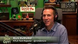 The Tech Guy 1523 Saturday September 15, 2018