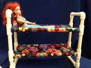 doll bunk bed for barbie dolls beanie babies by aprilerdmann