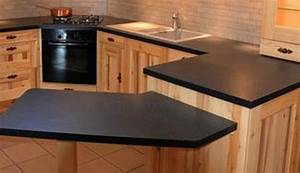 plan de travail en beton brut montage de ma cuisine With enduit pour plan de travail cuisine