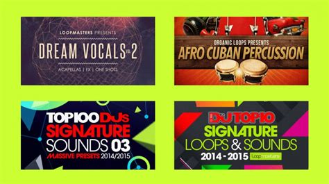 librerie ableton librerie di sle vocal loop e preset by loopmasters