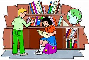 Free Library Clipart Pictures - Clipartix