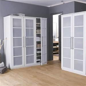 Armoire Lingere Pas Cher : soldes armoire 3 suisses armoire penderie 3 portes ykuro ventes pas ~ Teatrodelosmanantiales.com Idées de Décoration
