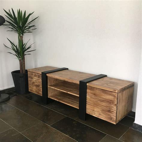 tv meubel hout tv meubels hout en staal