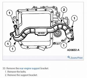 Transmission Removal  Hello I Am Trying To Remove The