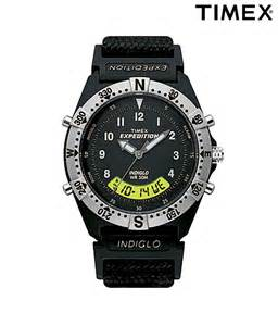 Timex Expedition Indiglo Watch