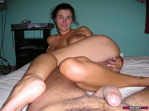 Hot Wife Lives To Be Naked In Public